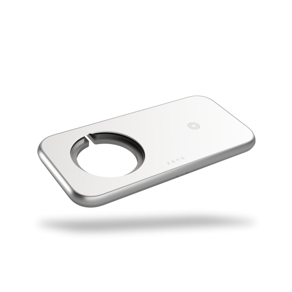 ZEDC16W - Zens 3 in 1 MagSafe Wireless Charger without Magsafe