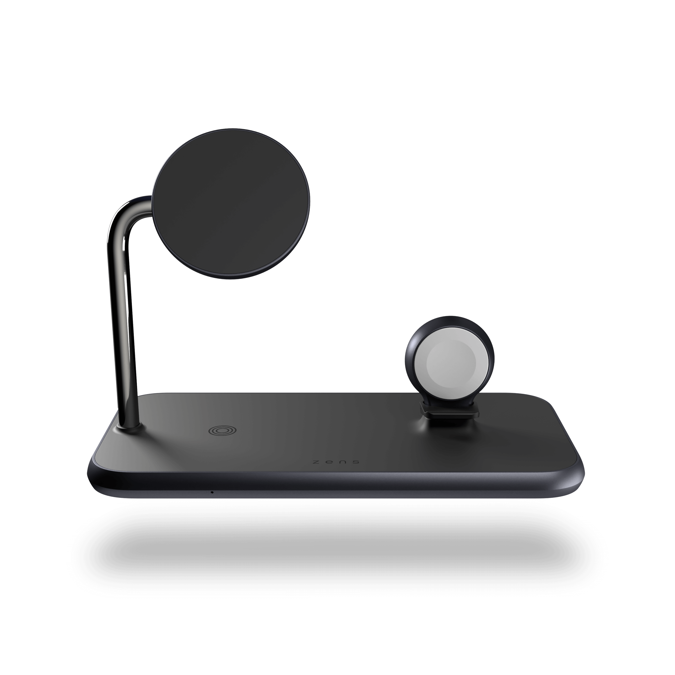 ZEDC18B - Magnetic + Watch Wireless Charger front view