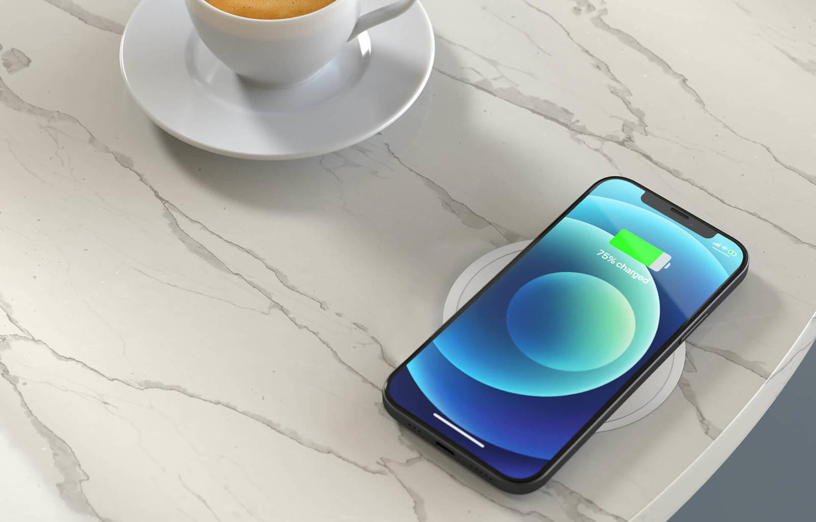 iPhone zonder MagSafe