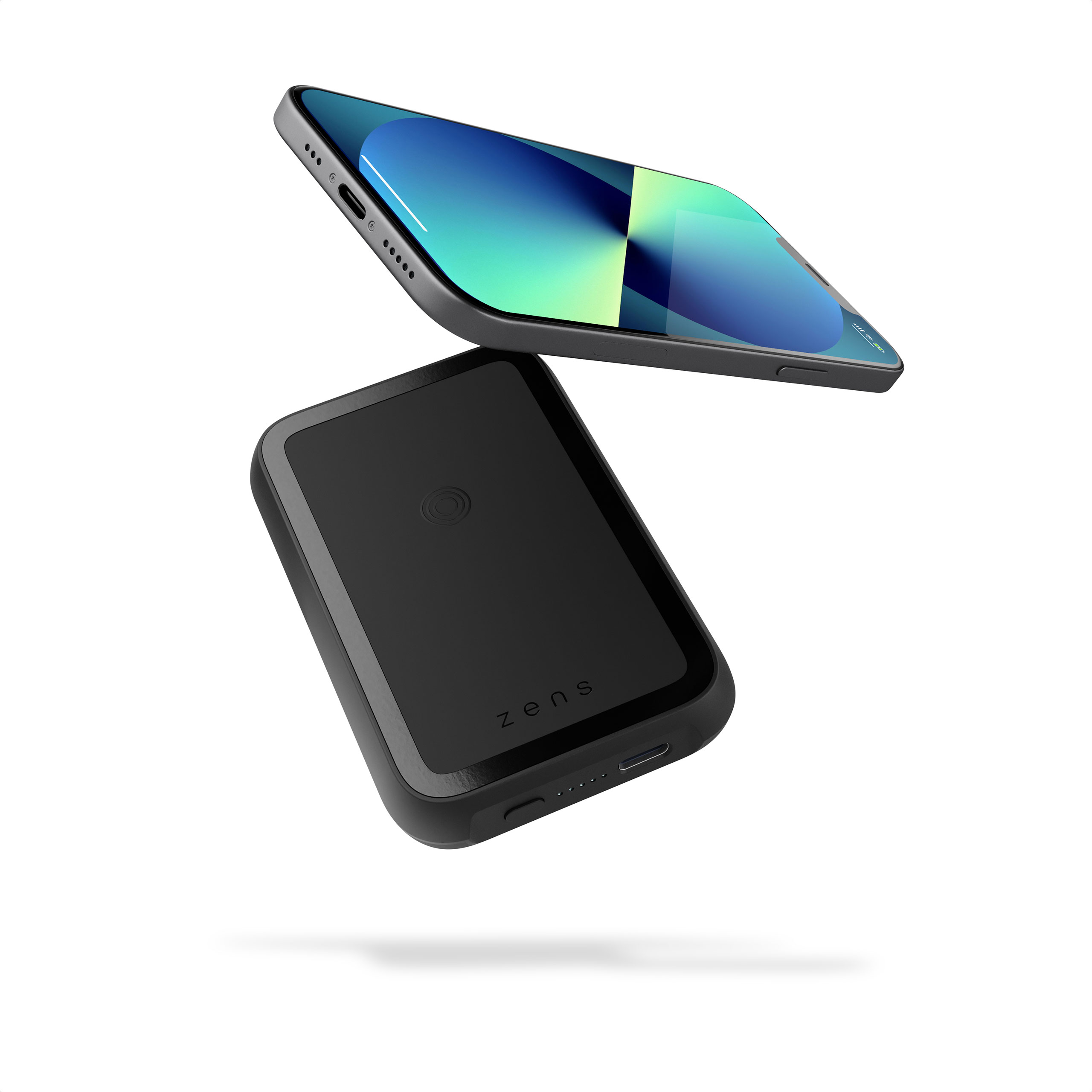 ZEPP01M - Magnetic Single Powerbank with iPhone 13