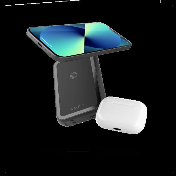 ZEPP03M Magnetic Dual Powerpack Floating iPhone13