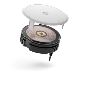 PuK 2 Built-in Wireless Surface Charger white side view