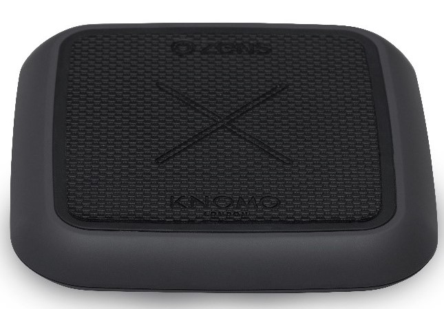 KNOMO X ZENS Stage Power Pad Front view