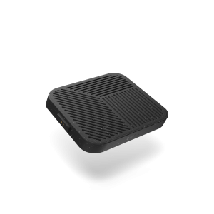 ZEMSC1A - Zens Modular Single Wireless Charger Extension Front Side View