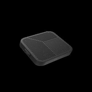 ZEMSC1P - Zens Modular Single Wireless Charger Main Station Front Side View