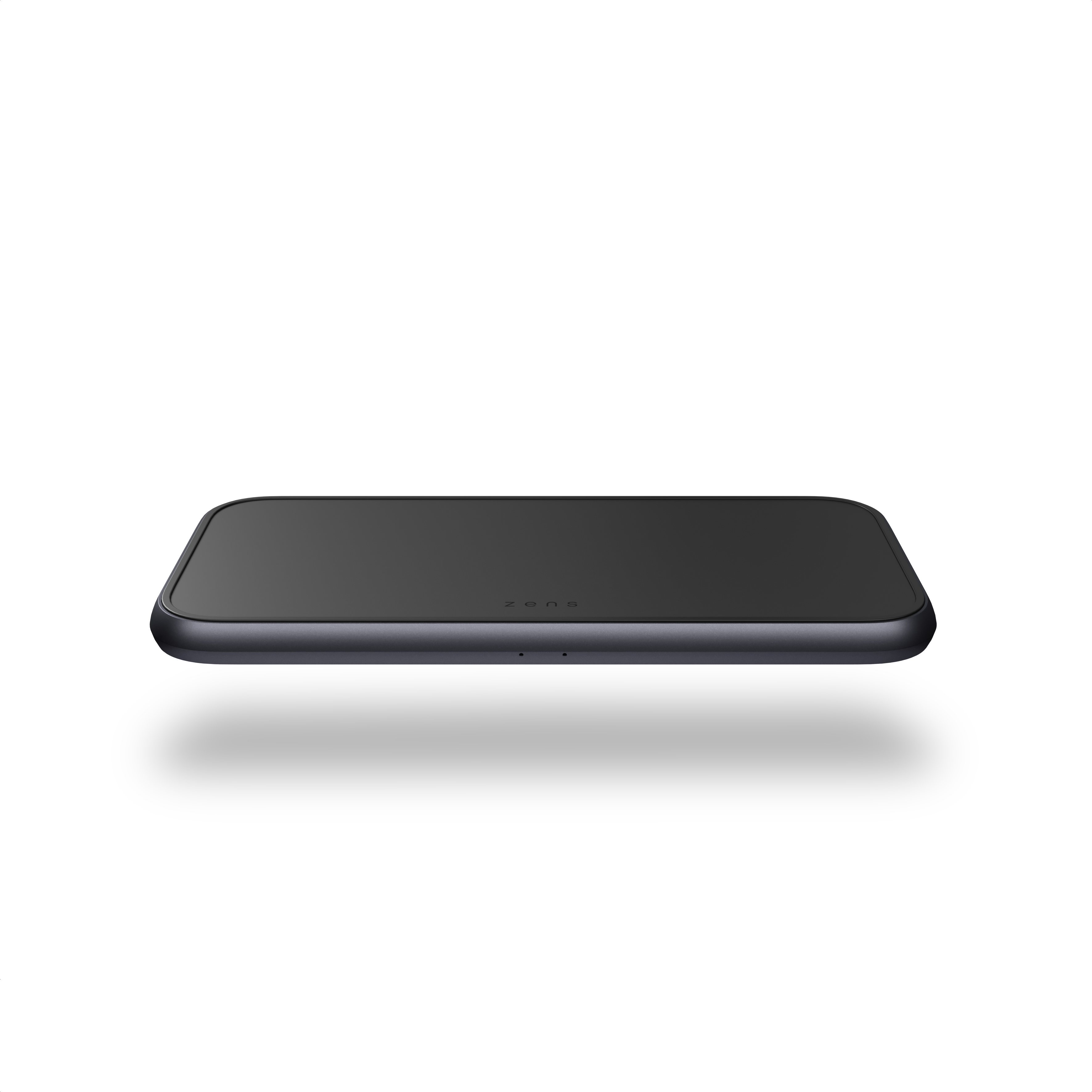 ZEDC11B 5 Coil Dual Fast Wireless Charger Top Front View