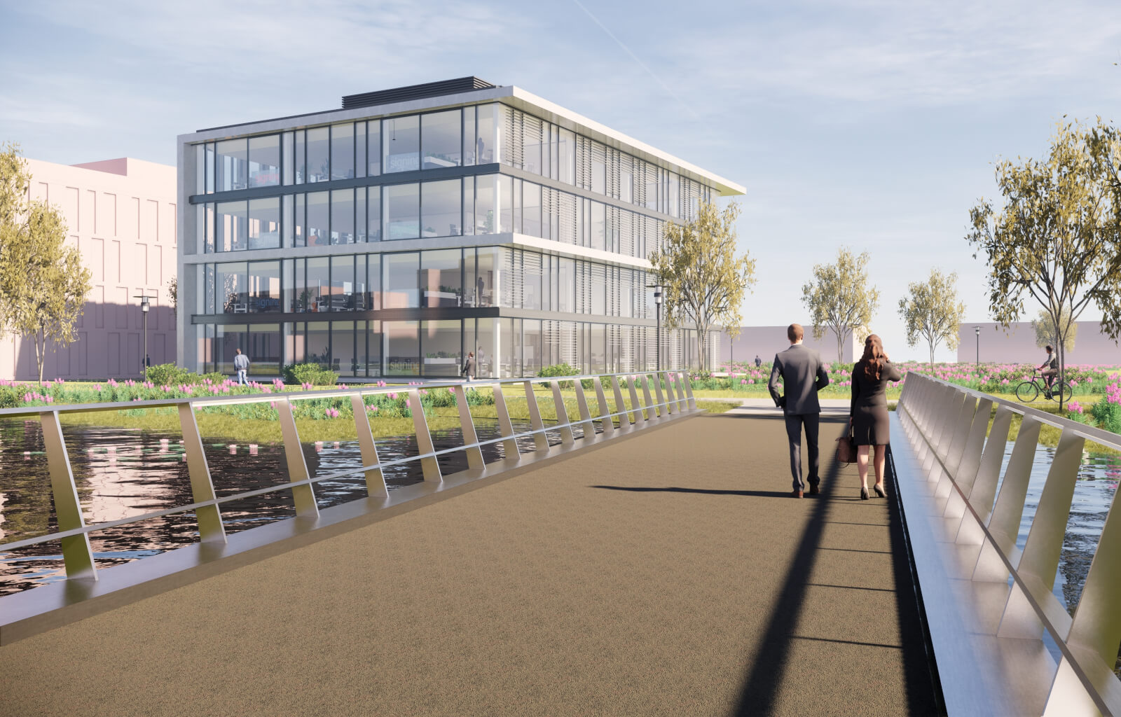 Zens building at High Tech Campus 85