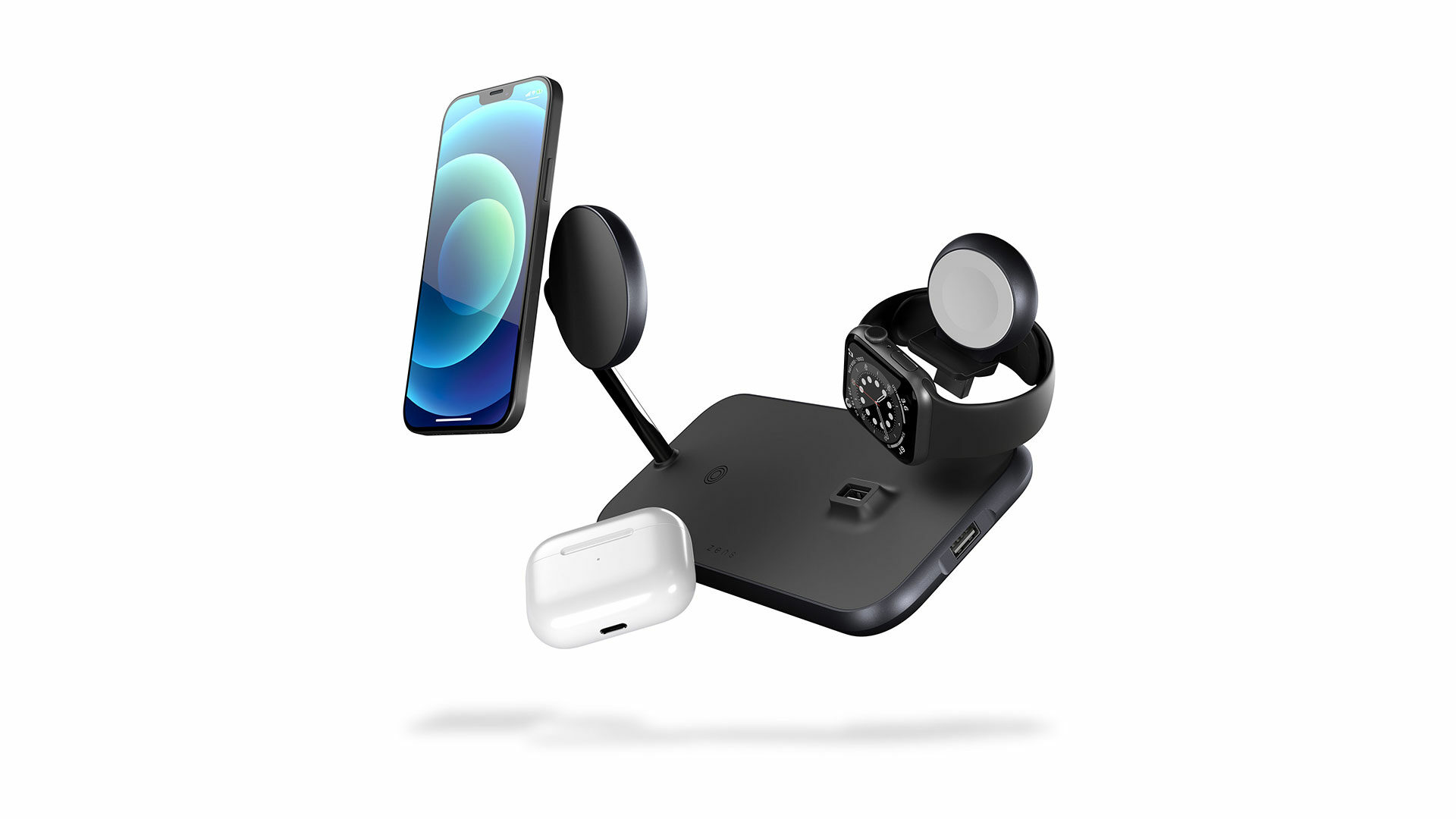 Magsafe iphone airpods and apple watch wireless charger